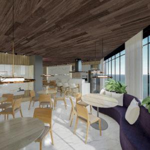 Gourmet Beach House